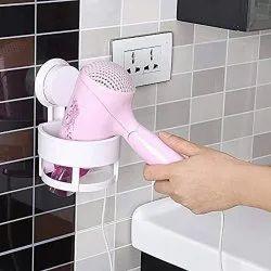 Hair Dryer Holder Rack