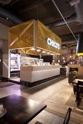 Restaurant Interior Designing Provider
