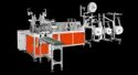 Fully Automatic Surgical Mask Making Machine (Double Line)