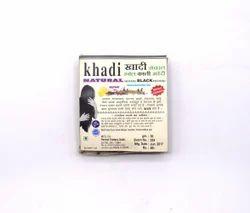 Khadi Herbal Black Mehndi, Pack Size: 30 Gms, for Personal