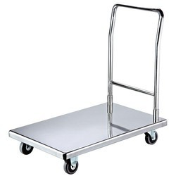 SS Material Movement Trolley