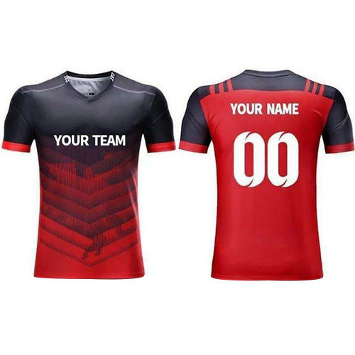 4a7821aec53 Sports T Shirt and Jersey - Customised Jersey Manufacturer from Mumbai