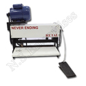 """Semi Automatic Wiro Electric Never Ending 18"""" Machine, Weight: 50 Kg"""