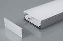 100mmx35mm Surface LED Aluminium Profiles