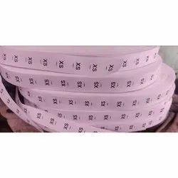 Garment Taffeta Labels