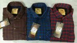 Dyed Check Shirt