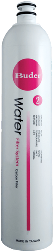 Hitachi Maxell White DC-UDF Water Filter Cartridge