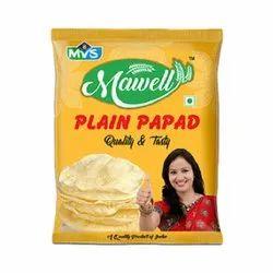 Mawell Plain Papad 100g