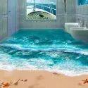 Commercial 3D Flooring Service