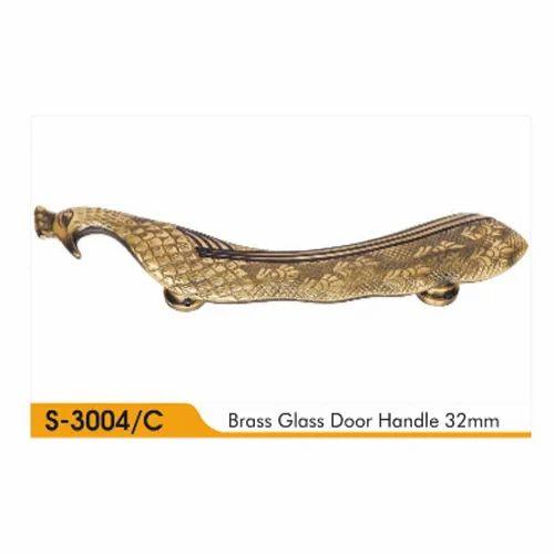 Sre brass designer glass door handle rs 3380 piece shree raj sre brass designer glass door handle planetlyrics Gallery