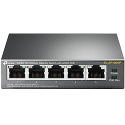 TL-SF1005P Desktop Switch
