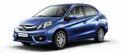 Honda New Amaze Car