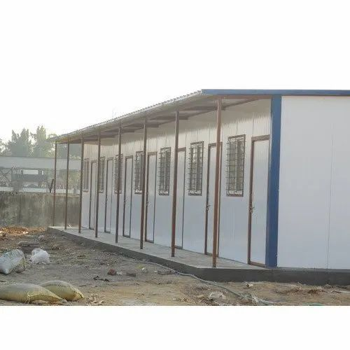 Prefabricated Labour Colony Manufacturer From Navi Mumbai