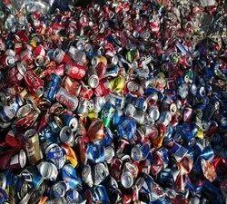 UBCSCRAP Used Beverage Cans (Aluminum Scrap UBC), Size: 25kg