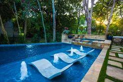 Pool Sun Bed