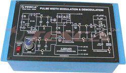 Pulse Width Modulation & Demodulation (PWM)