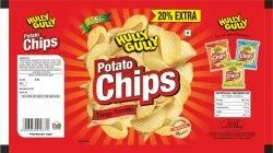 Tangy Tomato Potato Chips Pouch
