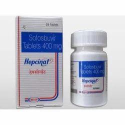 Hepcinat Tablets 400 mg