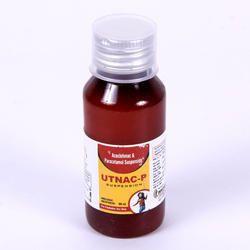 Aceclolenac and Paracetamol Suspension