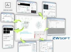 Online/Cloud-based ZW CAD Software, Free Demo/Trial Available, For Windows