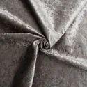 La Realeza Crush Crystal Velvet Sofa Fabric
