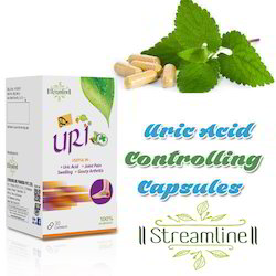 Uric Acid Controlling Herb Capsules