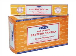 Satya Nag Champa Eastern Tantra Incense Sticks
