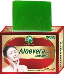 Aloevera with Mint Cleansing Bar