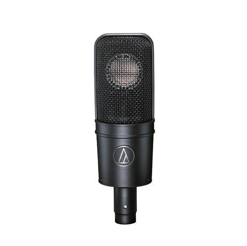 Wired Black Audio-Technica, AT4040 Cardioid Condenser Microphone