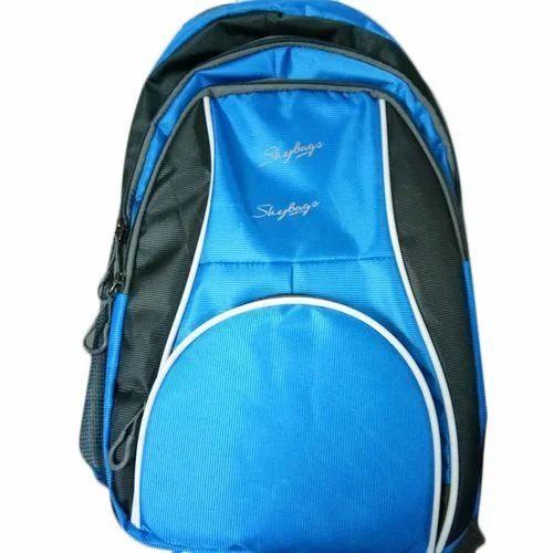 Skybags Blue School Bag