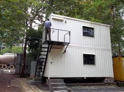 Double storey Container  Office