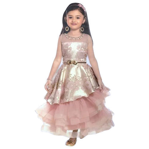 88706f370f3 Available In Various Colors Party Wear Kids Fancy Frock