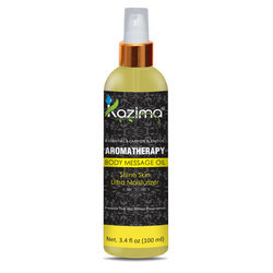 Kazima Aromatherapy Body Massage Oil