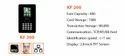 KF200 Face Recognition Time Attendance Machine