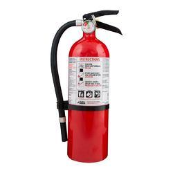 ABC Stored Pressure Type Carbon Steel Fire Extinguisher