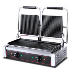 Pacific 2.2+2.2kw Grilled Sandwich Maker, Model Number: Pm-813e