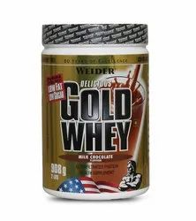 Weider Gold Whey, Pack: 908 Gm
