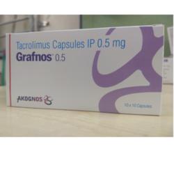 Grafnos 0.5mg Capsules