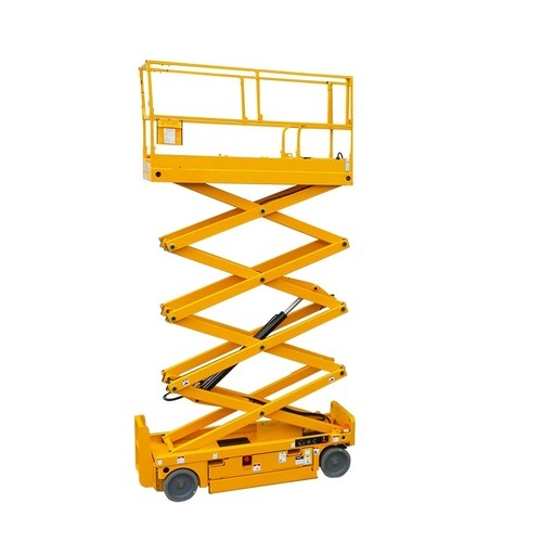 Scissors Lift - Hydraulic Scissor Lift Manufacturer from Chennai