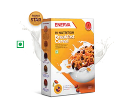 Enerva Hi-Nutrition Breakfast Cereal
