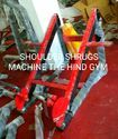 Deadlift Shoulder Shrug Machine