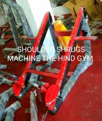 Deadlift Shoulder Shrug Machine