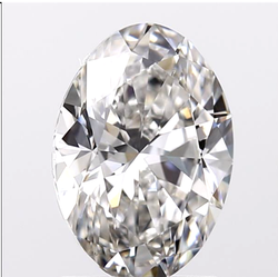 Oval Cut 1.50ct IGI Certified Diamond H VS1  Lab Grown Type2A