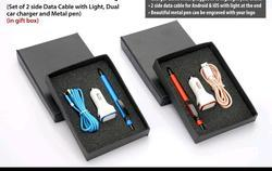 GIFT BOX - CAR CHARGER