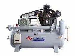Reciprocating Two-Stage Medium Pressure Compressor