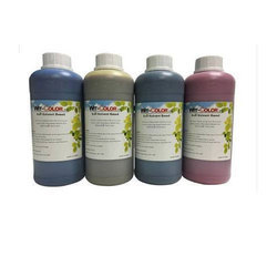Eco Solvent Wit Color Ink