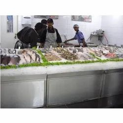 Fish Display Counters