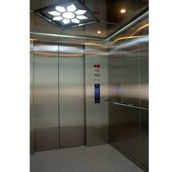 Ss Elevator Cabin