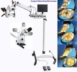 Dental Microscopes - Tiltable Dental Microscope Manufacturer from Ambala