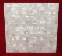 Sea Shell Mother of Pearl Tile